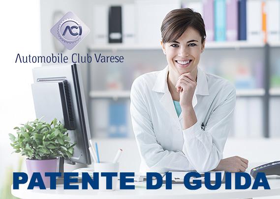 ACI Varese - Rinnovo patente
